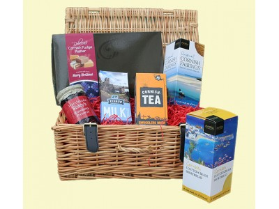 Luxury Large Cornish Fudge Hamper